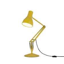 Type75 Desk Lamp, Margaret Howell, Yellow