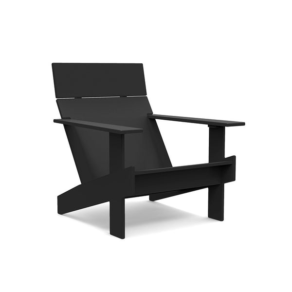 Lollygagger Lounge Chair, Black