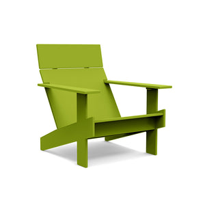 Lollygagger Lounge Chair, Leaf Green