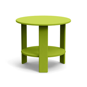 Lollygagger Side Table, Leaf Green