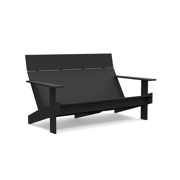 Lollygagger sofa, Black