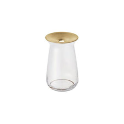 Luna Vase 80X 130mm, Clear