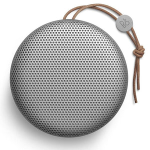 BeoPlay A1 Portable Bluetooth Speaker with Microphone, Natural