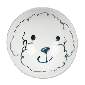 Poodle Rice Bowl