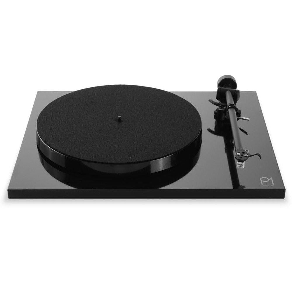 Rega Planar 1 Turntable, Gloss Black