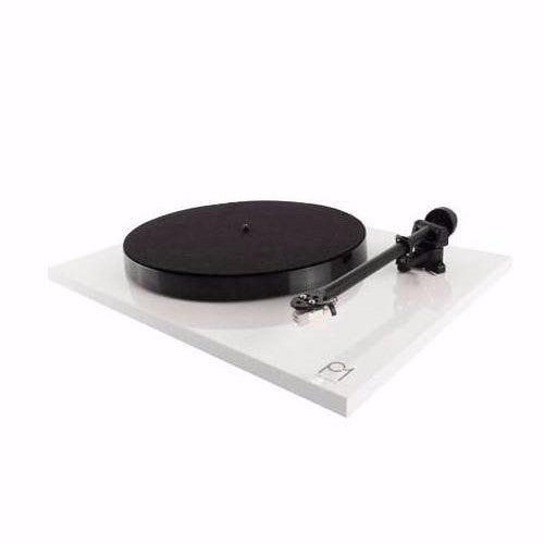 Rega Planar 1 Turntable, Gloss White