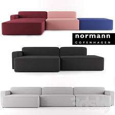 Rope Sofa by Normann Copenhagen