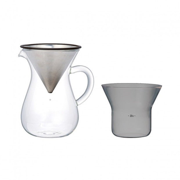 Kinto Coffee Carafe Set 300 ml