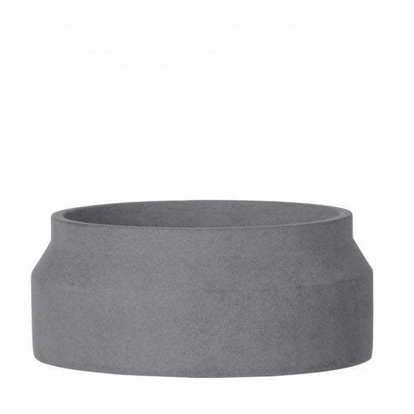 Pot Dark Grey Small