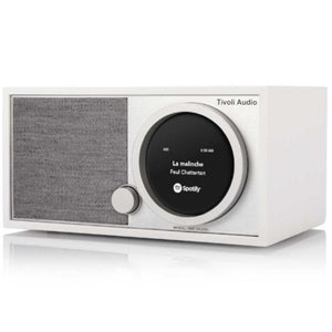 Model One Digital - White/Grey