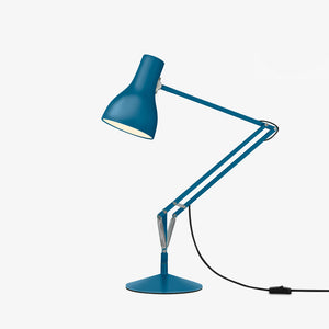 Type 75 Desk Lamp, Margaret Howell, Saxon Blue