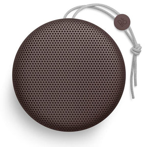BeoPlay A1 Portable Bluetooth Speaker with Microphone, Umber