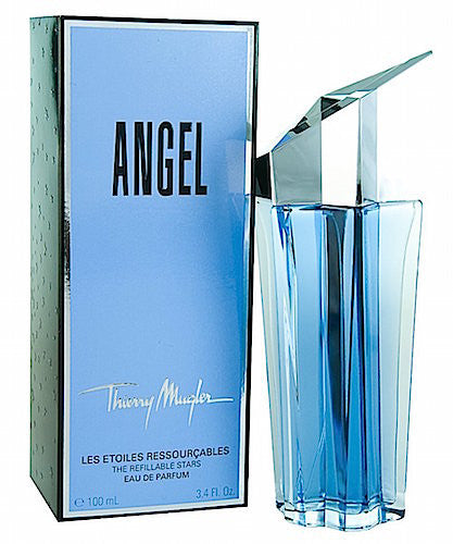 Angel Refillable spray perfume by Thierry Mugler for women