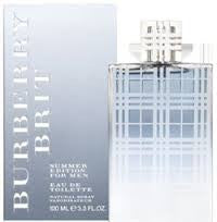 Burberry Brit Summer cologne fragrance for men