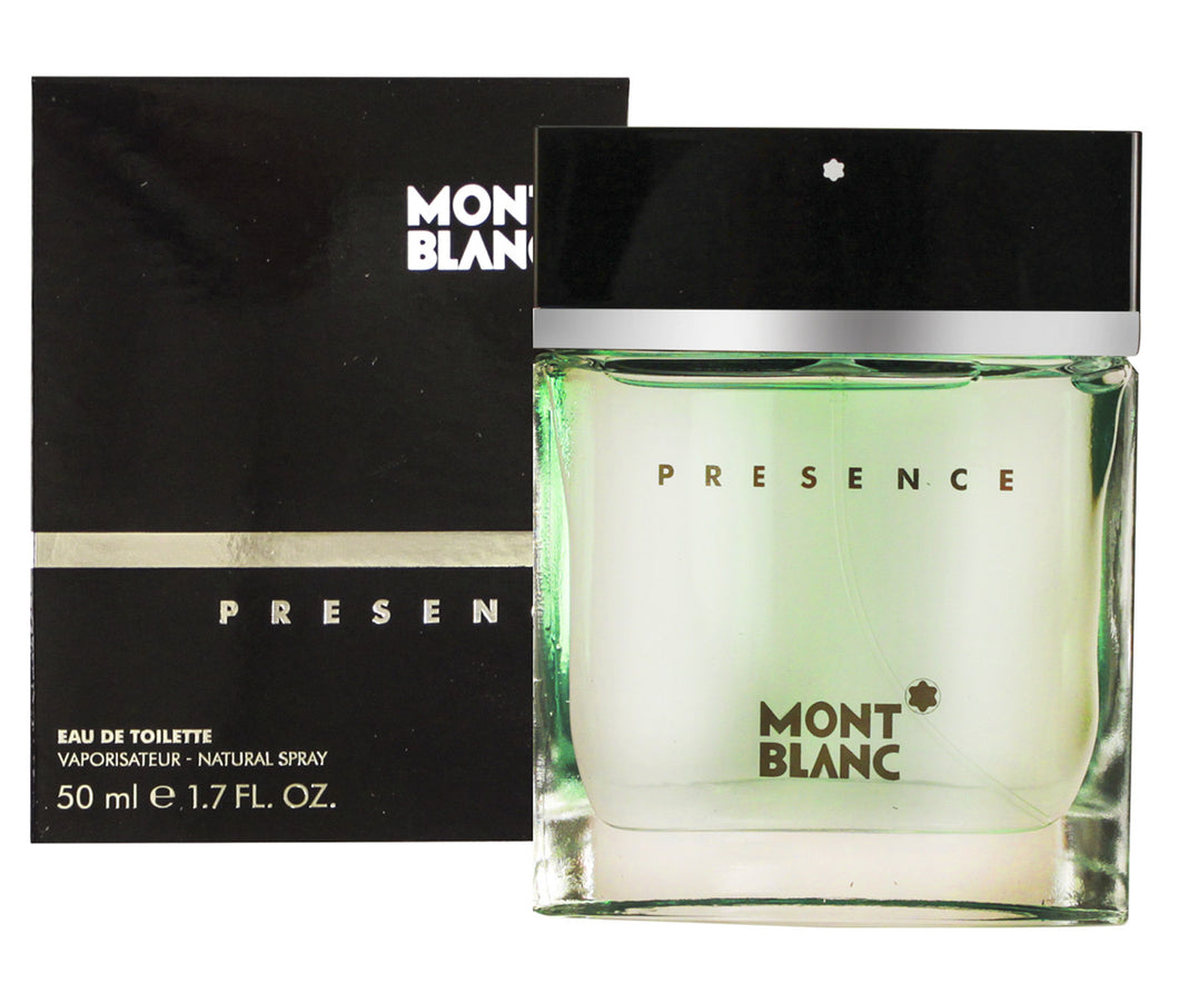 Mont Blanc Presence Cologne for men