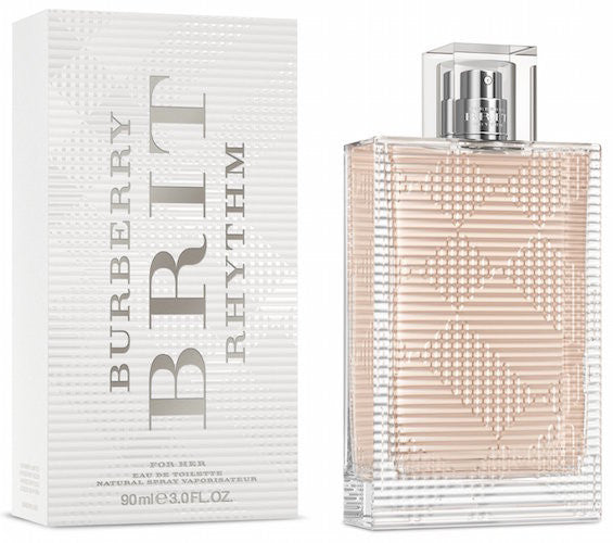 Burberry Brit Rhythm perfume fragrance for women