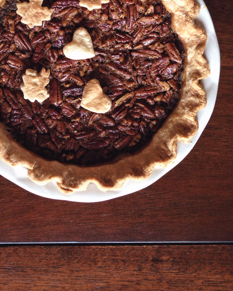 Best Pecan Pie Bourbon Maple Pecan
