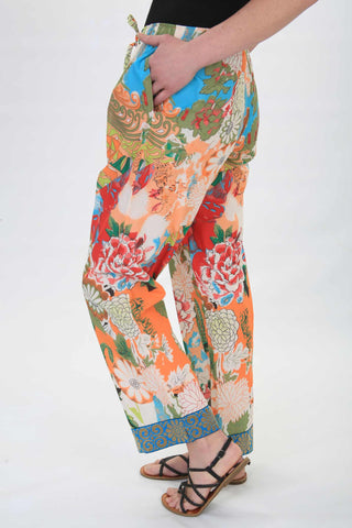 Aamani Women's Pant Side