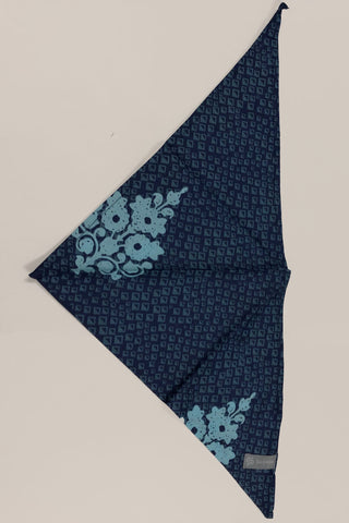 Bhara Print Dog Bandana Tie On