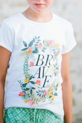 The Brave Tee Girl's