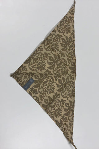 Cheya Print Dog Bandana Tie On