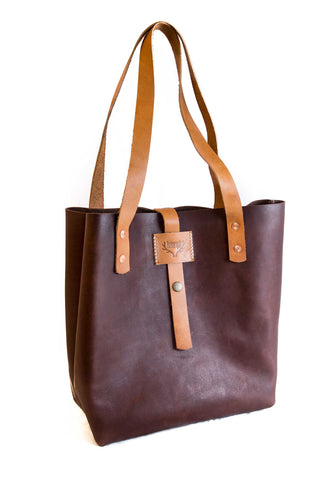 Triumph Leather Classic Leather Tote