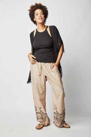 Gita Oatmeal Full - Tall Inseam - Classic Fit