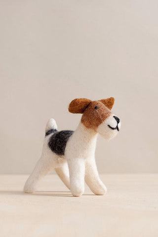 Handfelted Puppy