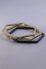 Sudara Mulxiply Hexagon Bangle