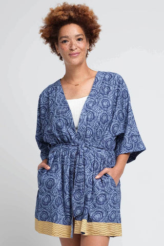 Kala Robe with Aamani Sleep Set
