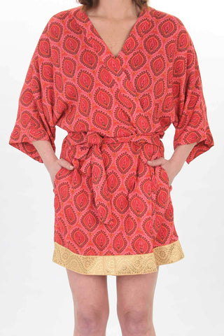 Laxmi Robe with Sleep Set
