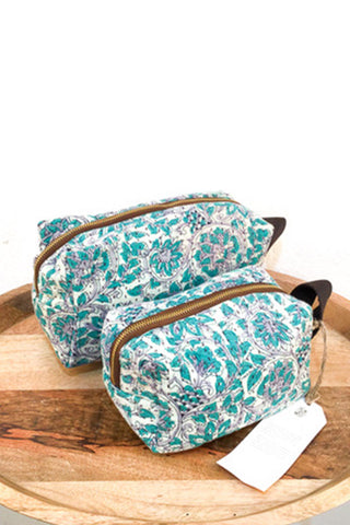 Mota Makeup Bag - Island Breeze Series