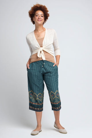 Shobe Women's Ethically Made and Eco Friendly Pajama Pant