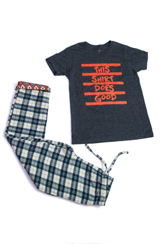 Boys Pajamas and Playwear Set Sudara