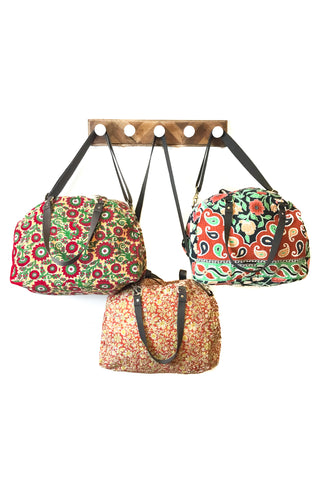 Neha Carry On Bag - Sunset Fire Series