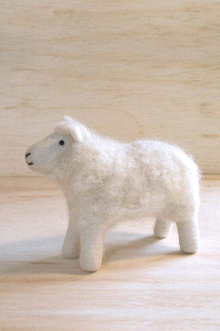 Handfelted Sheep