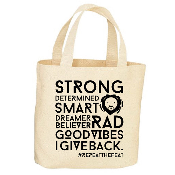Repeat The Feat Tote