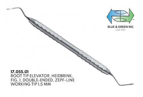 Heidbrink Root-Splinter Elevators (17.055.01 - 03) Elevator - Blue & Green Inc.