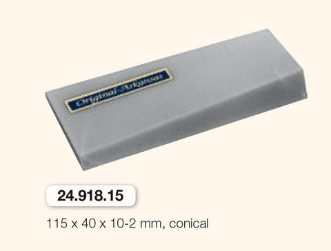 Conical Sharpening Stone (24.918.15) Sharpening Stone - Blue & Green Inc.