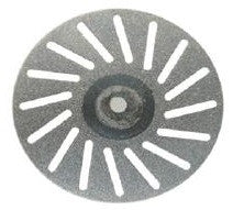 947D - Diamond Disc, Peripheral, Distal, Proximal Cutting, Sintered Diamond Diamond Disc - Blue & Green Inc.