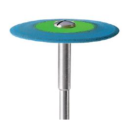 9801G - Diamond Polisher, Coarse, for Removal and Grinding of Ceramics and Metals Polisher - Blue & Green Inc.