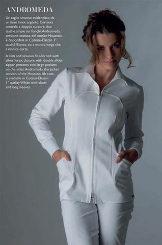 Andromeda (Uniform Ladies) Uniform - Blue & Green Inc.
