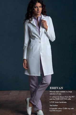 Uniform - Erevan (Womens) Uniform - Blue & Green Inc.