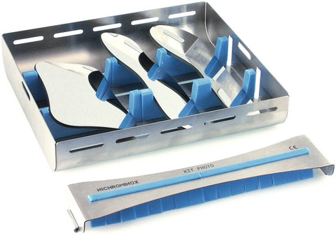 Intraoral Photography Mirror & Cassette Photo Mirror - Blue & Green Inc.