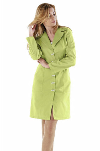 Uniform - Malaga (Womens) Uniform - Blue & Green Inc.