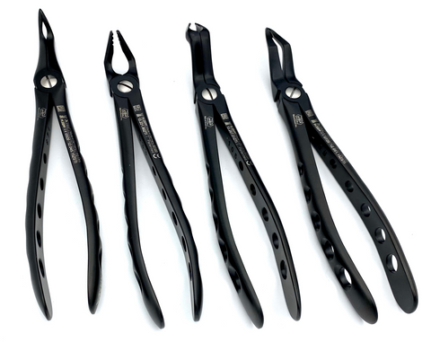 Best Seller Onyx Kit Forceps for broken teeth and wisdom extraction (BG KIT OEZ3)Helmut Zepf