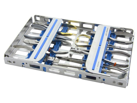Easy Tray Ortho 28 x 18 (183734-2) Tray - Blue & Green Inc.