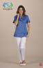 Lazise (Uniform Ladies) Uniform - Blue & Green Inc.