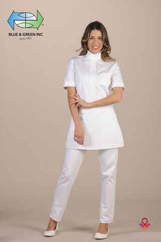 Ravenna (Uniform Ladies) Uniform - Blue & Green Inc.