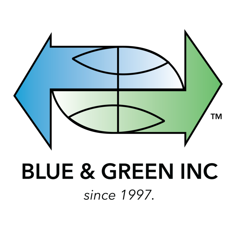 Blue & Green Inc.